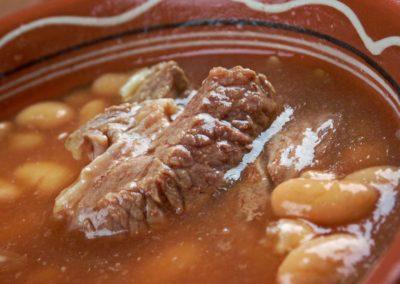 Cassoulet Tunisien - Restaurant shéhérazade à Epinal, couscous, tajines, cassoulets tunisiens, spécialité tunisiennes, spécialités orientales, terrasse