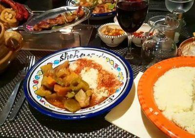 Couscous - Restaurant shéhérazade à Epinal