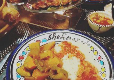 Couscous royal - Restaurant shéhérazade à Epinal