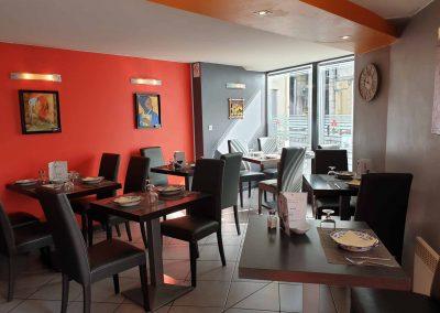salle - Restaurant shéhérazade à Epinal